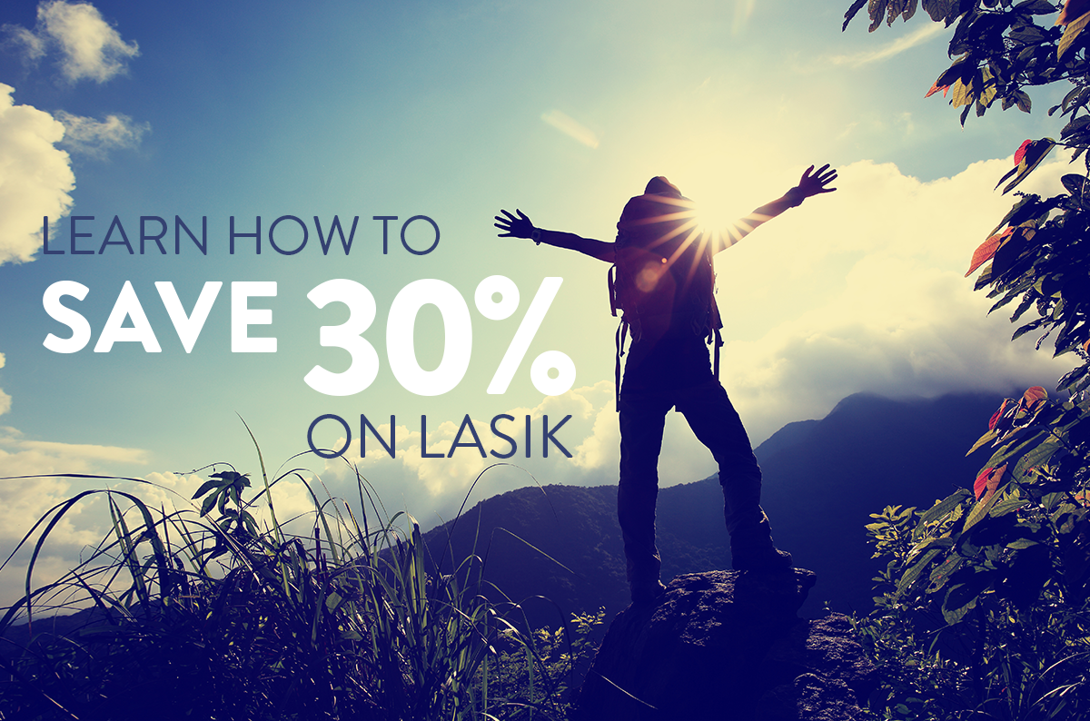 save 30% on lasik with your fsa plan